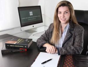 Advogada Vanessa Lisboa de Almeida